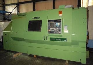 MORI SEIKI SL-45M CNC LATHE