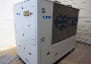 MTA Free Cooling Refrigerated Water Chiller 14 Ton