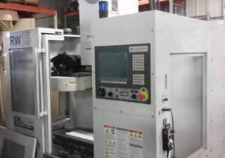 Used Vertical Machining Center | Milltronics Model RW15 3-Axis