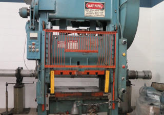 Niagara SC2-100-36-30 100 TON Straight Single Double Side Press