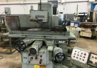 "Used Hydraulic Surface Grinder | Okamoto No. 124N 12"" x 24"" Grinder"