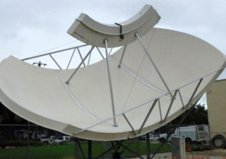C Band Antenna Simulsat 5 Meter KU Antenna