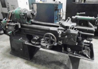 CLAUSING COLCHESTER Gap Bed Engine Lathe