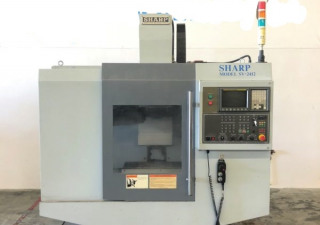 SHARP SV-2412 Vertical Machining Center