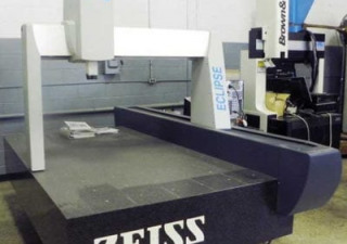 Used CMM Coordinate Measuring Machine; ZEISS Model Eclipse 4084-2024