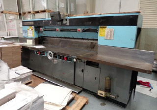 """Used 90"""" Seybold Paper Cutter"""