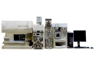 Waters Micromass ZQ 2000 Single Quadrupole MS with Analytical and Prep HPLC System