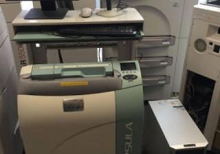 2011 Fuji FCR Capsula XL II with Drypix 7000 (2010)