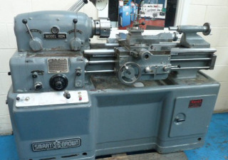 Smart & Brown 1024 Precision Toolroom Lathe