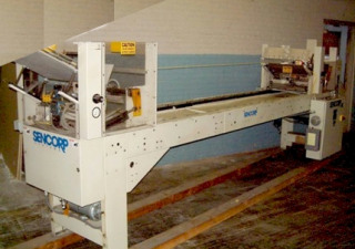 Sencorp HP-12 automatic in-line blister sealer