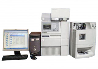 Waters Micromass ZQ 2000 LCMS System