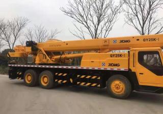 Xcmg QY25K-I crane