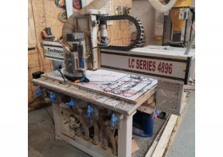 Used Techno LC Plus 4896 CNC Router