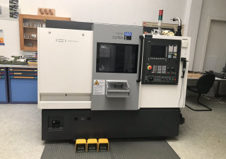 HWACHEON Cutex 160A CNC Turning and Milling Center
