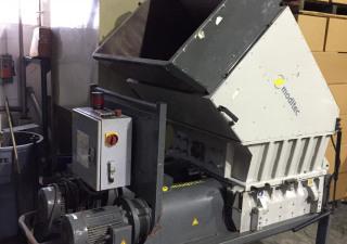 Mo.Di.Tec Bigger 10  Used Plastic Granulator