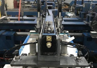 M&R Alpha 8 Oval Automatic Screen Printing Press