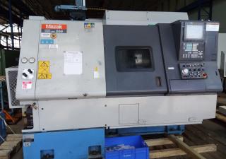 MAZAK Super QT 200 CNC Lathe