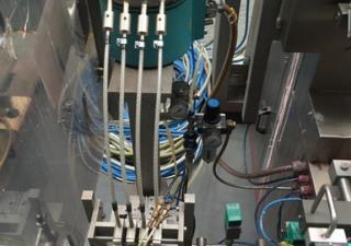 Kugler  K 54 R/K 708-1 liquid filling and closing plant for vials/bottles