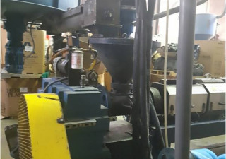 Prealpina 130 mm Pelletizing line