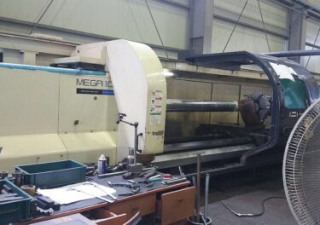 Hwacheon Mega 100 x 6000 CNC flat bed lathe