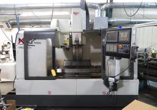 Fadal  VMC4020HT vertical machining center