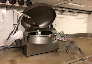 Vacuum bowl cutter KILIA 325 L K 4000 Express