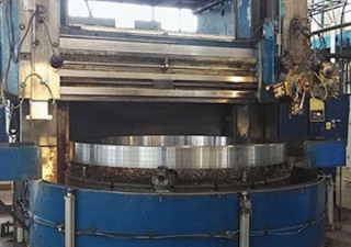 Double Column Vertical Lathe Sc2500 Titan