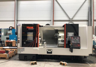 Mazak QT 300 MS MS Ø 420 x 1.281 mm C Axis and Sub spil 33 Hours