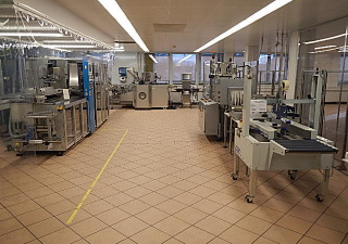 Uhlmann UPS 1020 Blister Packing Line