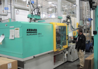 Arburg 570 S 2200-800