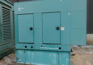 50 KW Cummins DGHE Diesel Generator