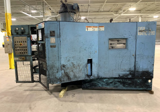 DISAmatic  2110 Mk2 FLASKLESS AUTOMATIC MOLDING LINE
