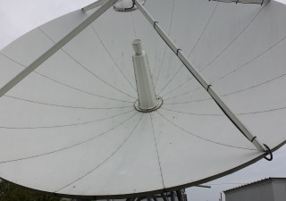 ViaSat Earth Station 6.1m Tx-Rx 4-Port Ku-Band