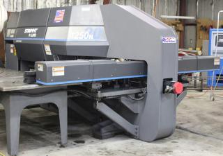 Strippit 1250H20 cnc turret press