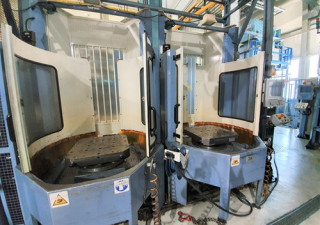 MCM Clock FMC 5 axis Machining Center