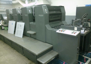 HEIDELBERG SM-74-4-PH