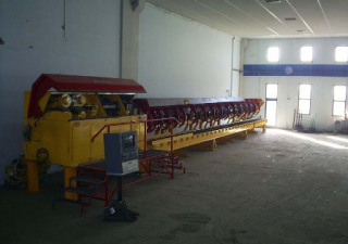 Mubea Straight & Cut Machine