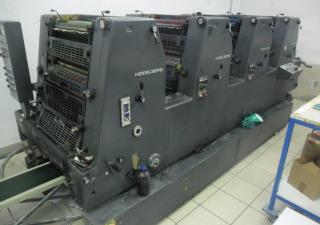 HEIDELBERG GTOVP-52-