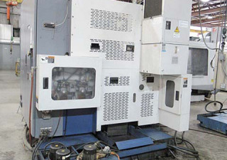 Mori Seiki Sh-503 Cnc Horizontal Machining Center