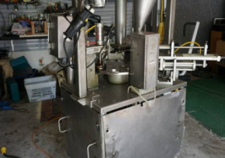 World Cup  8-12 Rotary Cup Filling/Sealing Machine.
