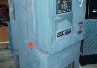 AEC Whitlock WD-30 desiccant resin dryer