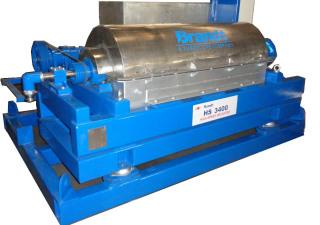 Brandt HS3400 VSD High Speed Decanting Centrifuge