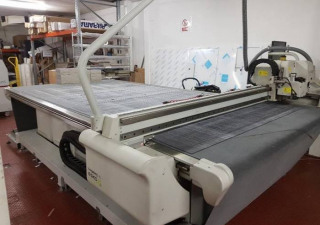 Esko Kongsberg iXL 24 digital cutting table (2012)