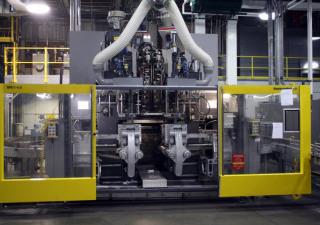 Fischer BFB1-6D 1993 Blow Mold Machine