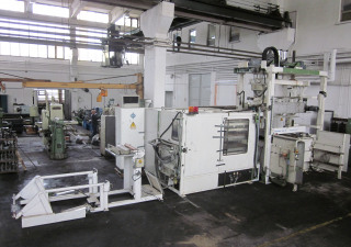 KIEFEL THERMOFORM KLS 70/190K Thermo Forming Machine