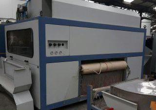 Falcioni TECHNOSPRAY DUALSPRAY 1300 Spraying booth, automatic