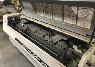 Haas Servo 300 CNC Barfeeder