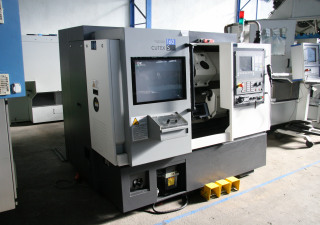 HWACHEON Cutex 160A CNC Lathe