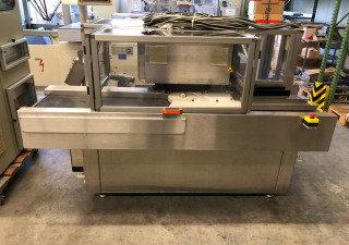 Brevetti  ATM 18/S SX fully automatic camera inspection machine for ampoules and vials