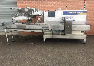 Ilapak Carrera 2000 PC flow wrapper